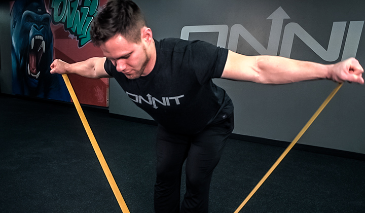 Full Body Mobility Band Warmup