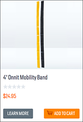Onnit Mobility Band