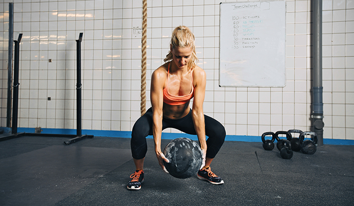 Here's what to look for in a CrossFit gym: