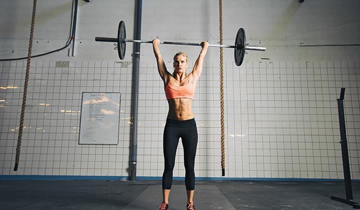 Crossfit Gym Bonus: RX Should Be PR