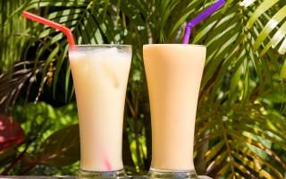 Mango Coconut Faux Fro Yo Recipe