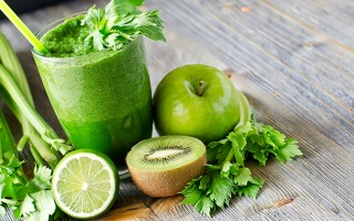 Power Green Shake Recipe