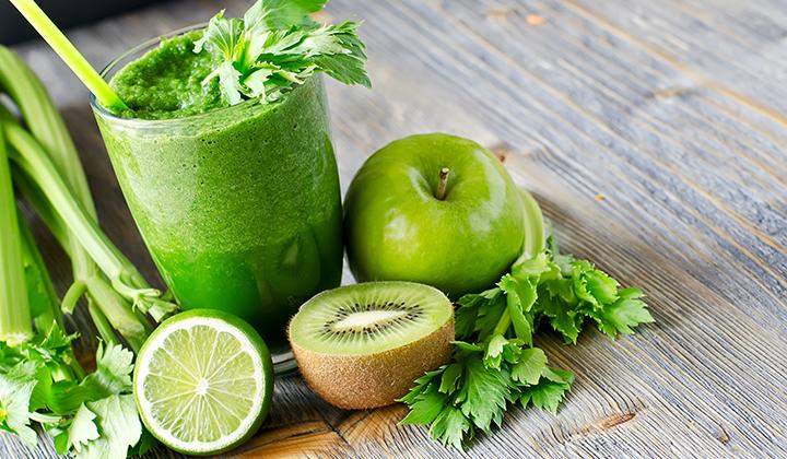 Power Green Shake Recipe