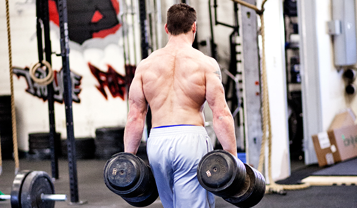 Anytime Strength Training Workout