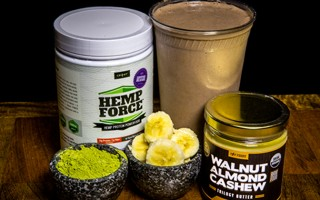 Onnit Cafe's Velvet Rocket Shake Recipe