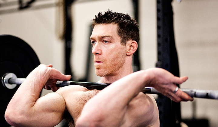 Building up a Better Level of Anytime Strength Training