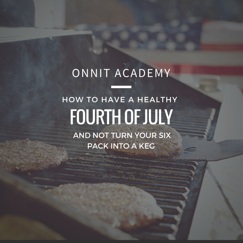 How To Have A Healthy 4th Of July