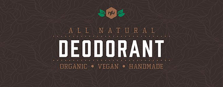 Buy a Natural Deodorant