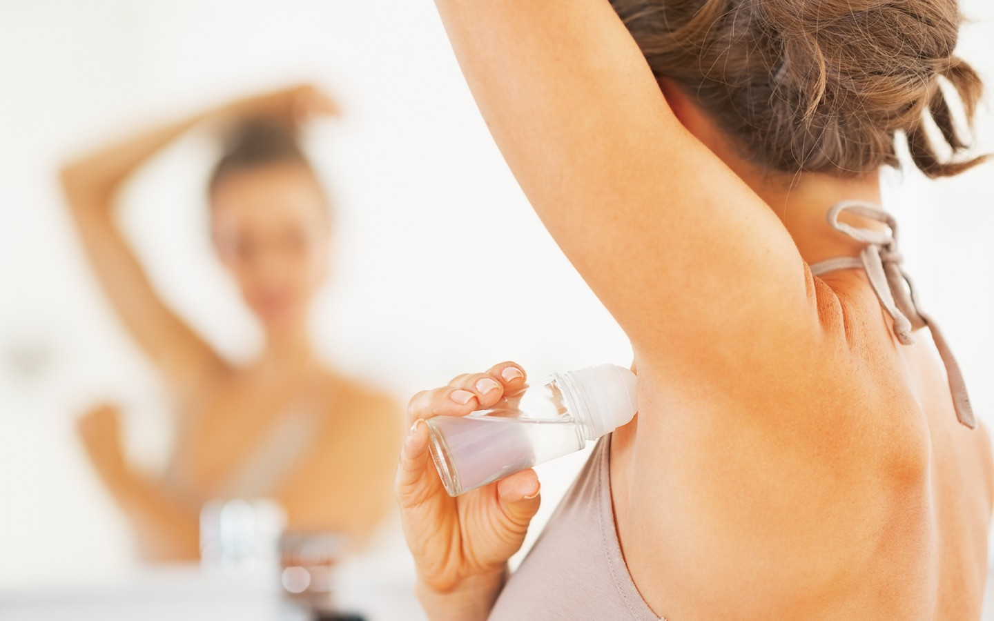 Natural Deodorant Isn't the Pits