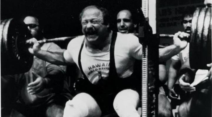 Fredo Powerlifter