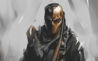 Deathstroke Article