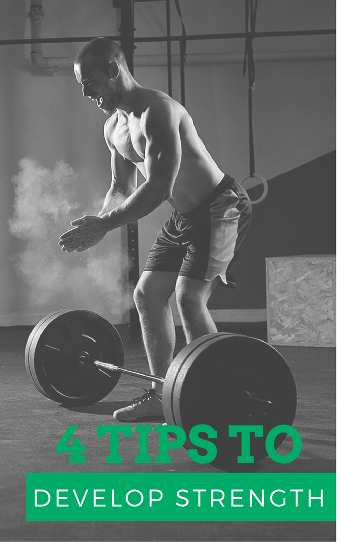 4 Key Points You Must Follow to Develop Muscular Strength