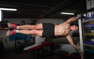 So You Want to Do a Human Flag: Part 2