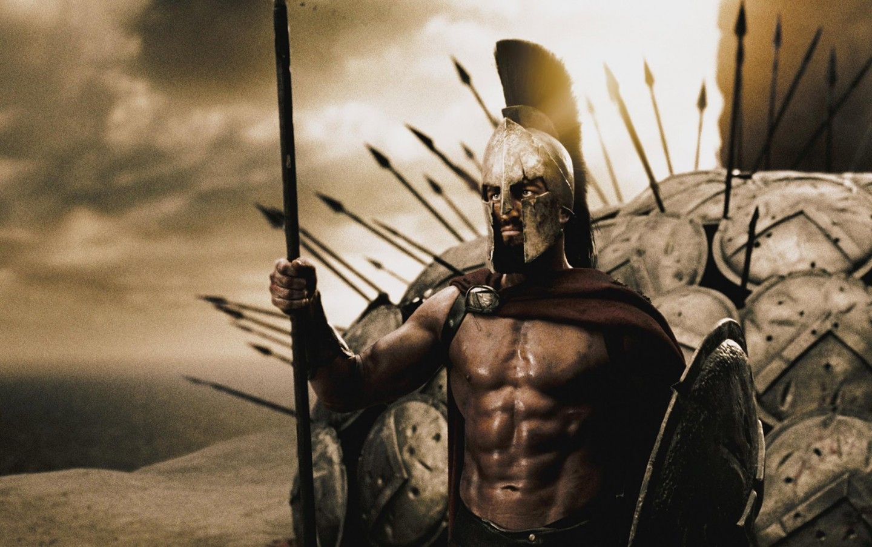 "Top 10 Spartan Warrior ""300 Workouts"""