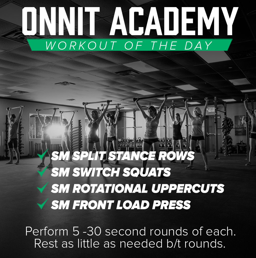 Onnit Academy Workout Of The Day #13