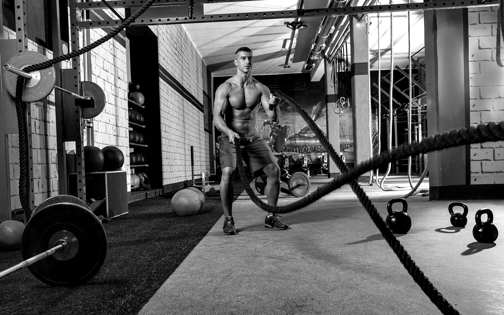 How To Add Battle Ropes To Your Workouts for Maximum Impact