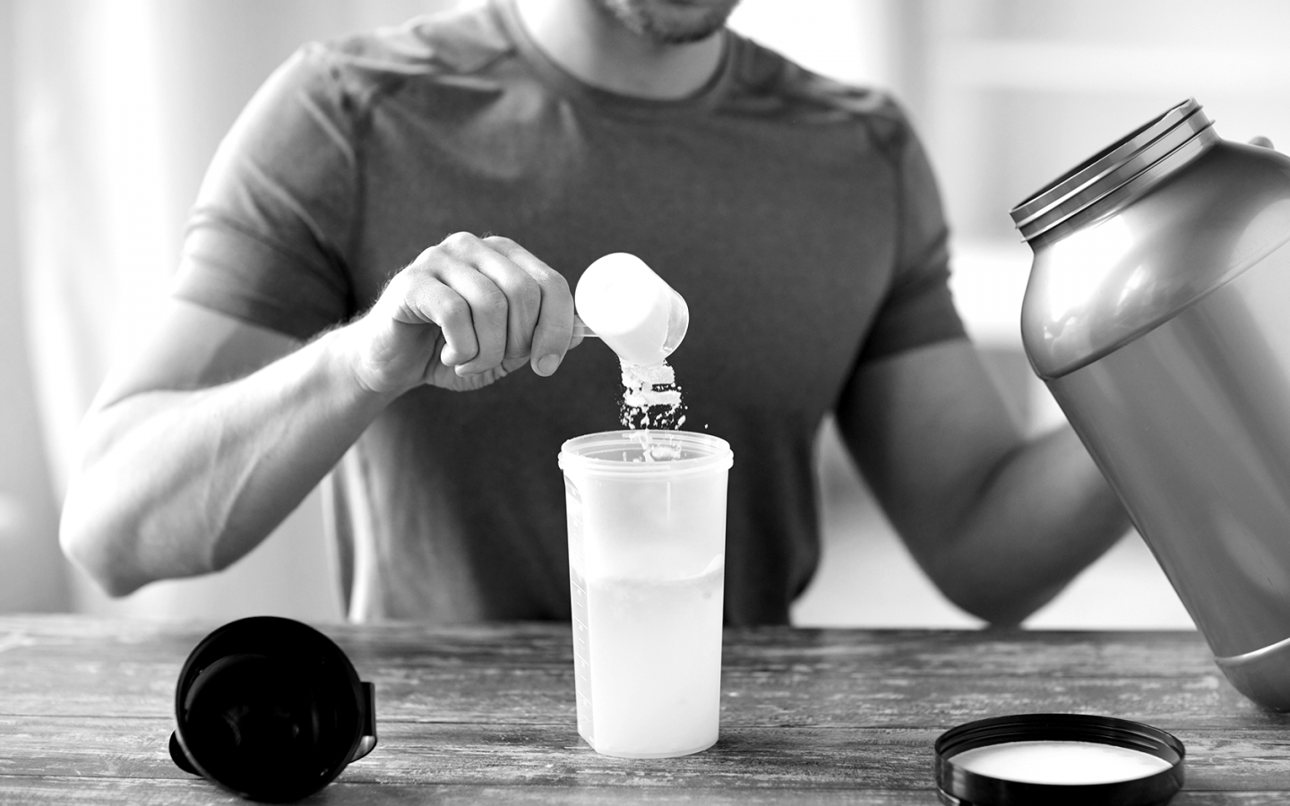 How to drink protein correctly 50