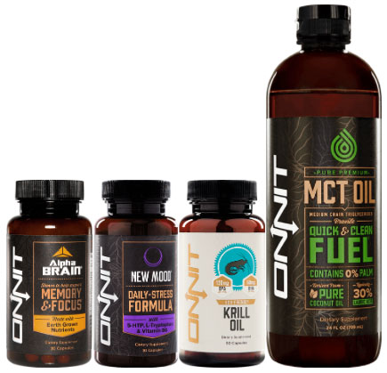 Onnit Brain Master Power Pack