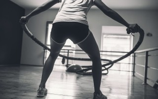 6 Benefits of Battle Ropes Training