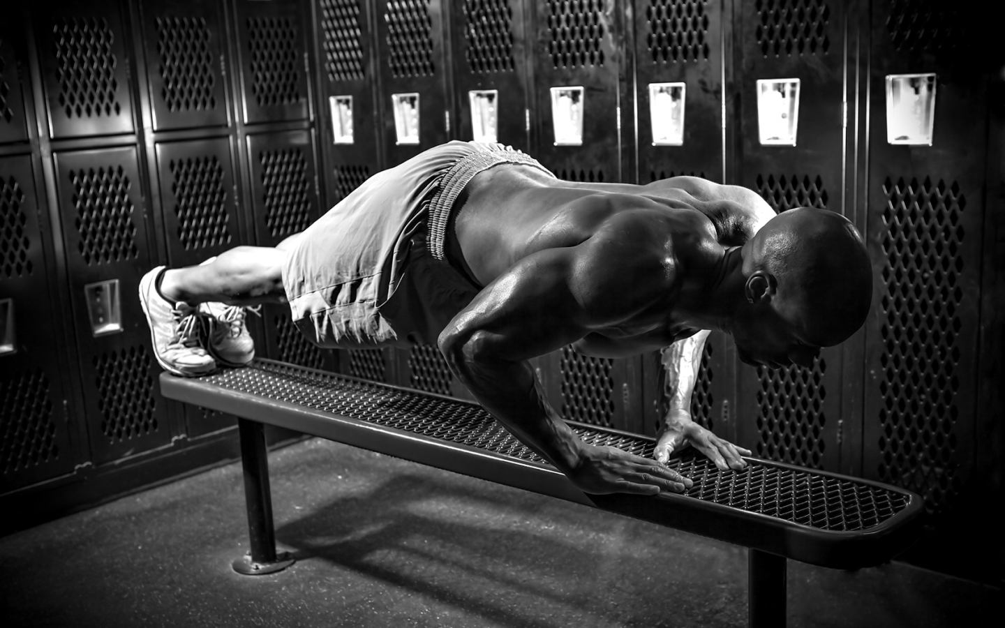The Warrior Workout for Body & Mind