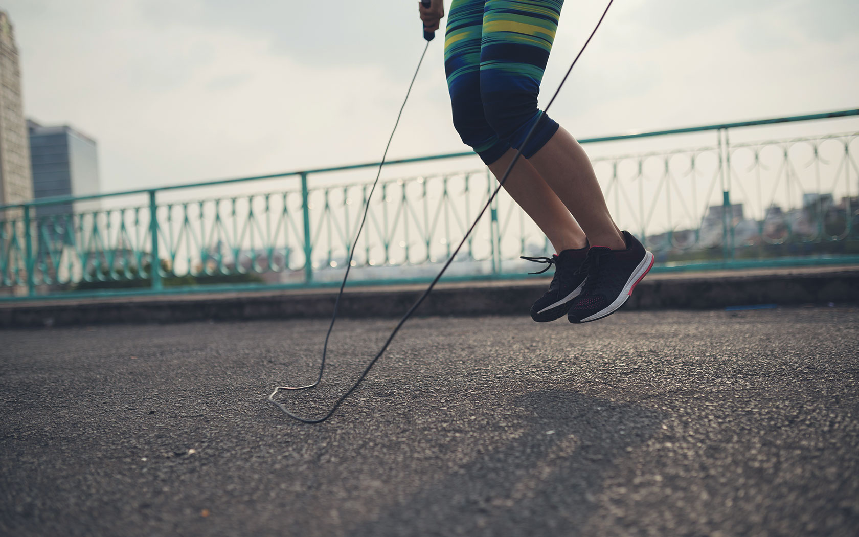 4 Week Jump Rope Workout Fat Loss Challenge