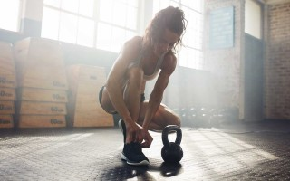 Full-Body Kettlebell Workout For Beginners