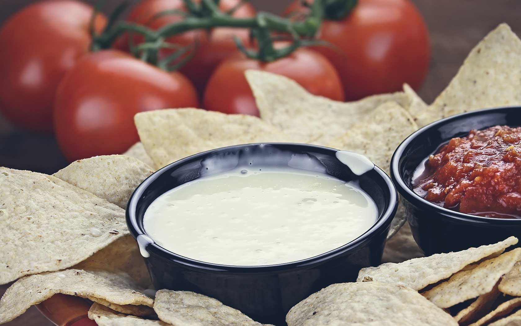 Recipe #2: MCT High-Protein Queso