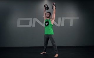 Double Kettlebell Snatch Exercise