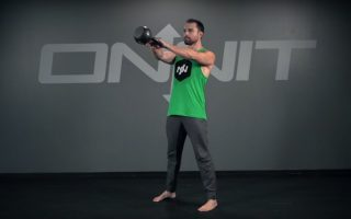 Kettlebell Swing Exercise