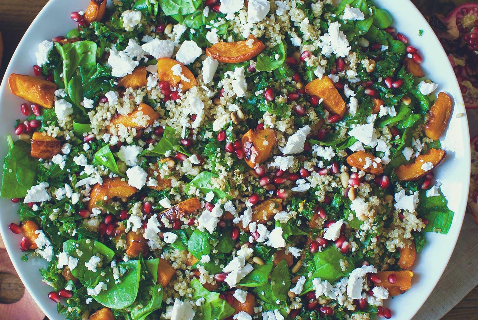 Fally-Loaded Salad