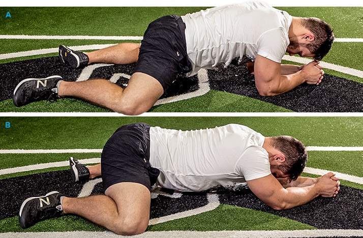 The Best Adductor Stretch to Break Your Squat PR