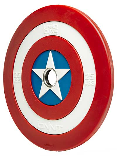 Get Power Like Captain America