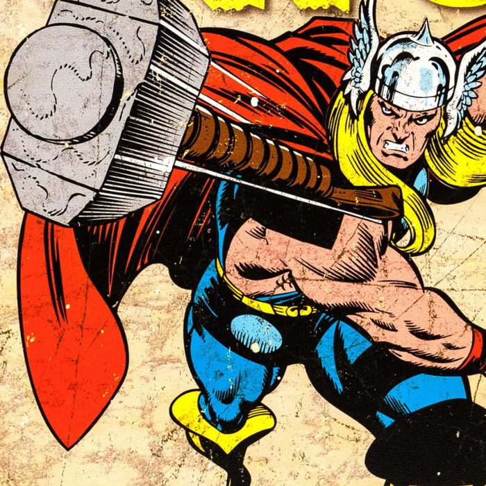 Superhero Workout Series: Get Strong With The Thor Workout