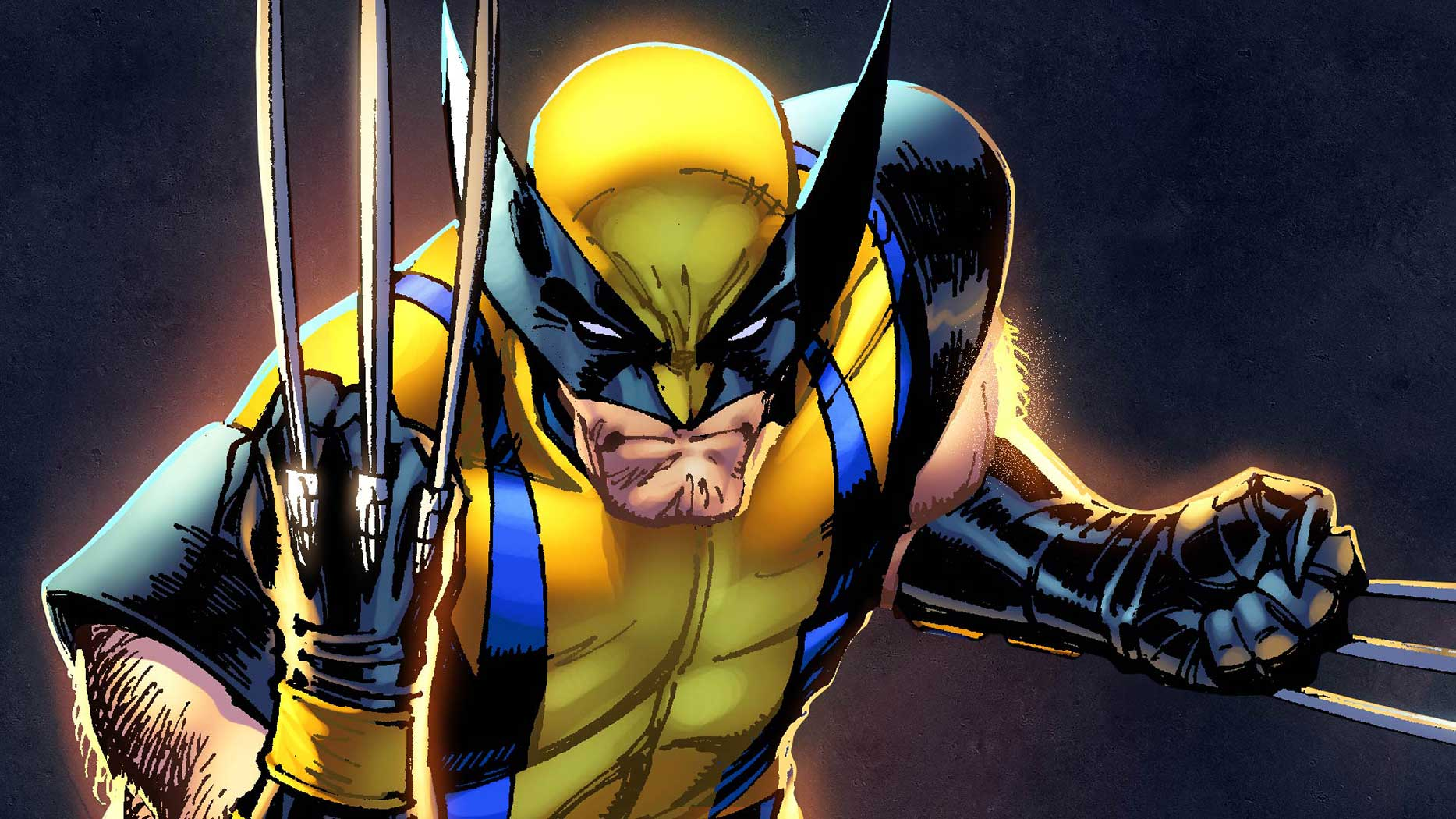 Superhero workout series build arms like wolverine