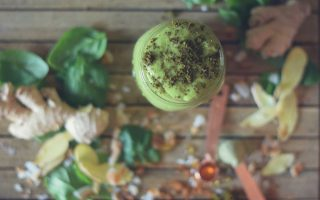 Matcha Chai Storm Shake Recipe