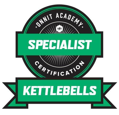 Onnit Kettlebell Certification