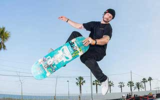 Q&A with Pro Skateboarder Chris Cole