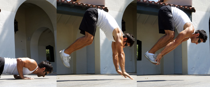 Primal Movement: How to do Aztec Push Ups