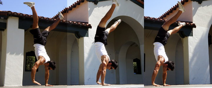 Primal Movement: How to do a Handstand Walk