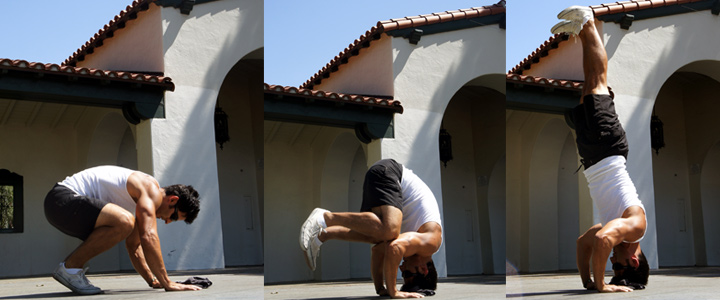 Primal Movement: How to do a Headstand