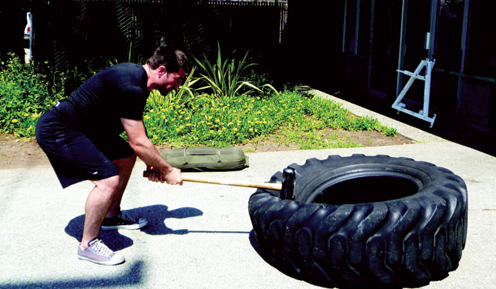 The Best 5 Tire Exercises Workouts For Building Strength Onnit