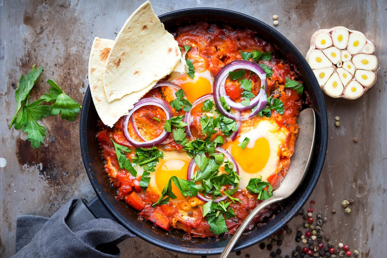 Like Poached Eggs? Try Our Shakshuka Recipe