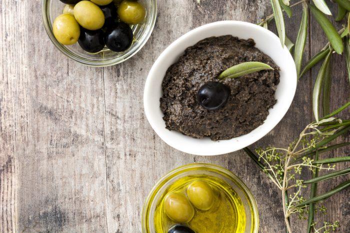olive paste recipe