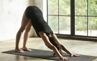 Help Relieve Your Lower Back Pain With These 4 Yoga Poses