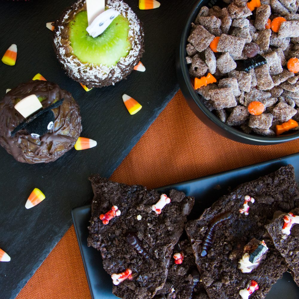 3 recipes for healthy halloween treats | onnit academy