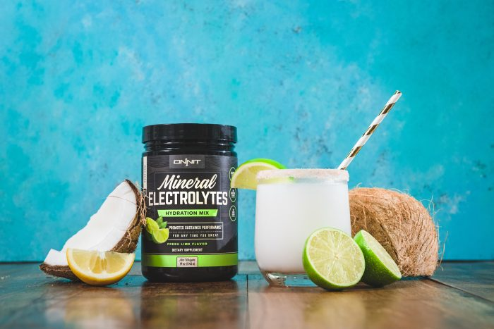 Mineral Electrolytes Hydration Mix